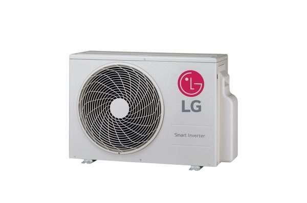 LG 2.5kw split system WS09TWS outdoor unit