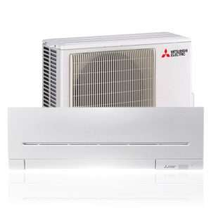 Mitsubishi electric MSZ25AP-2.5kw-reverse cycle split system