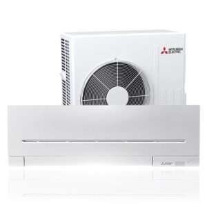 Mitsubishi- electric MSZ80AP 8.0kw- reverse cycle split system