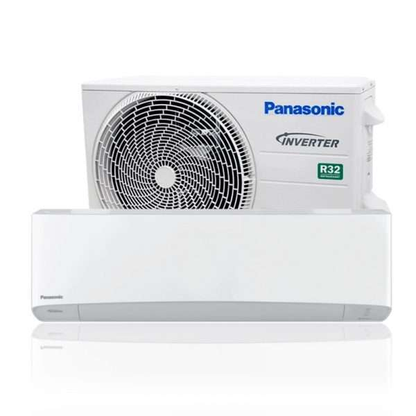 Panasonic CS:CU-Z71VKR 7.1kw reverse cycle split system