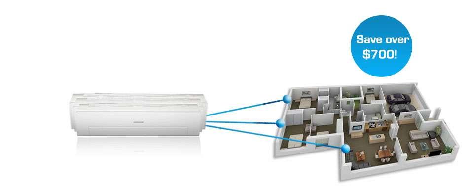 split system packages