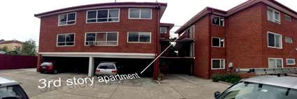 apartment collingwood
